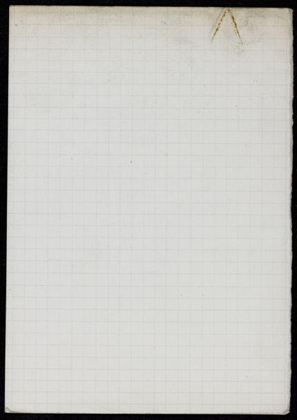 Mme G. Violette Blank card
