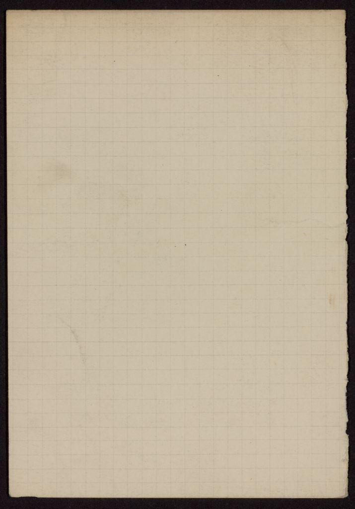Mrs. Woodbridge Thayer Blank card (large view)