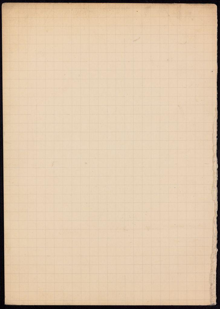 U. Hobhouse Blank card (large view)