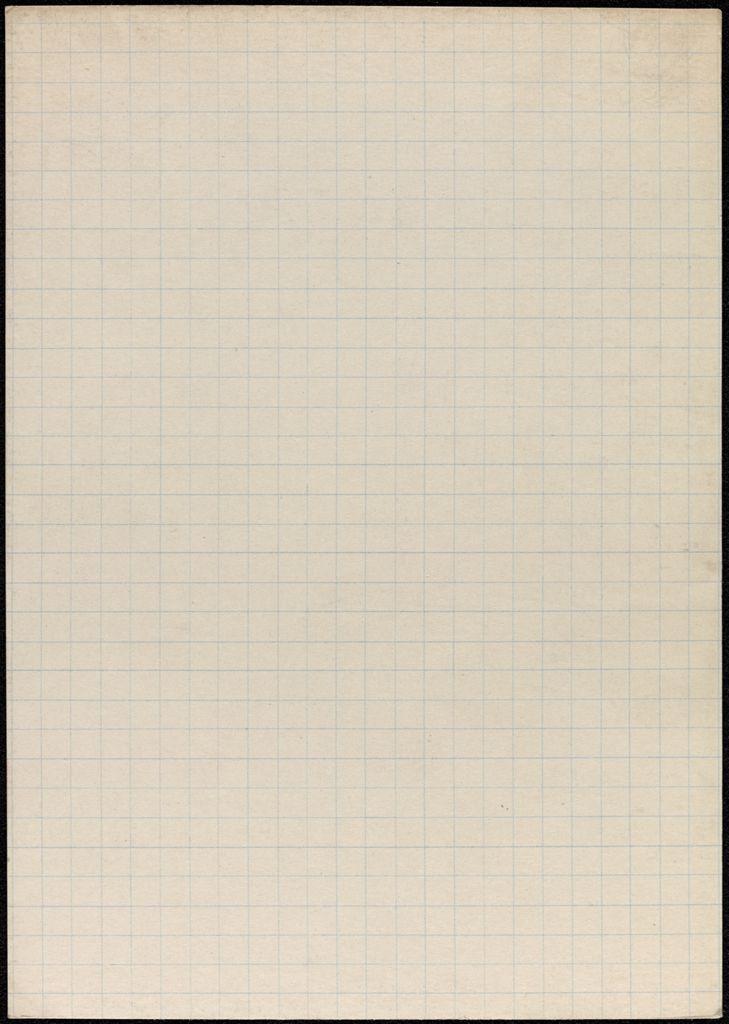 Gabrielle Camerlynck-Guernier Blank card (large view)