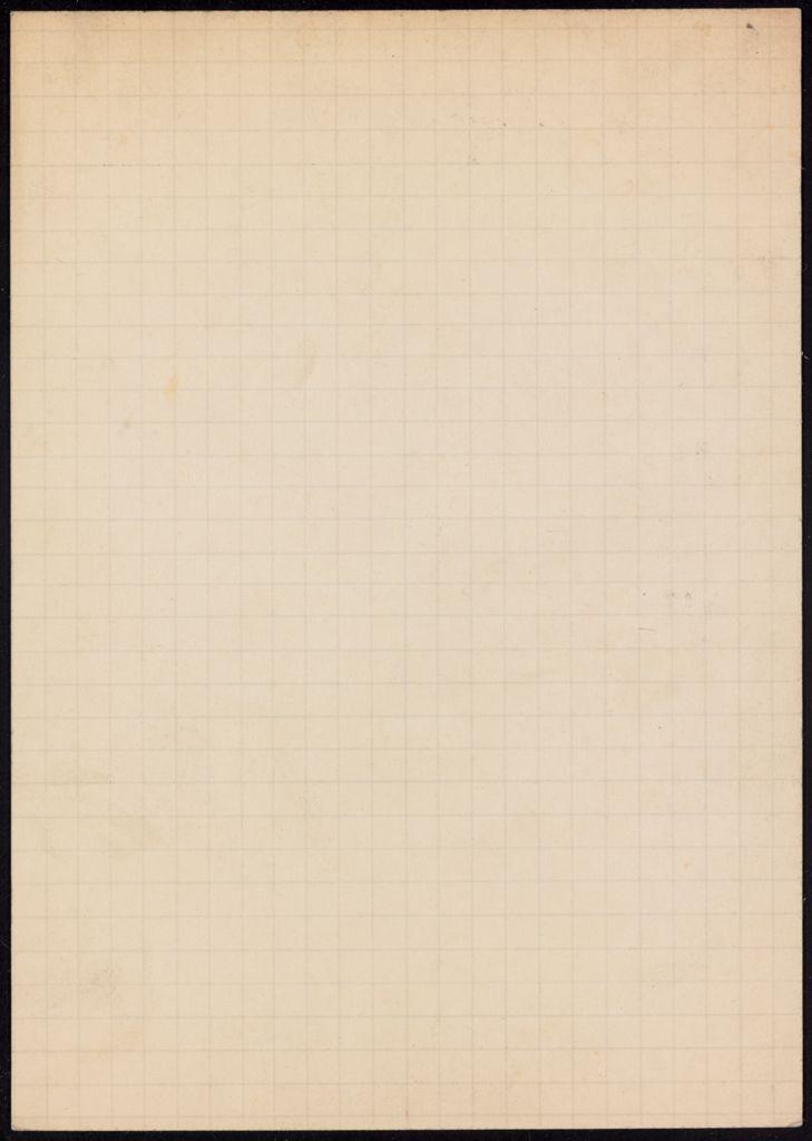 Agnès de La Gorce Blank card (large view)