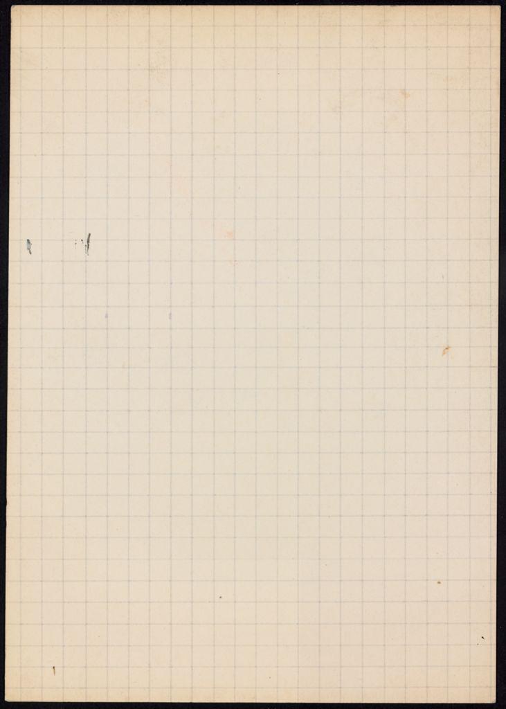 Marthe de Fels Blank card (large view)