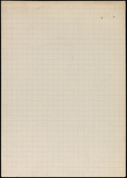 Alden Brooks Blank card