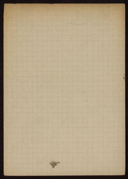 Blanche Reverchon Blank card