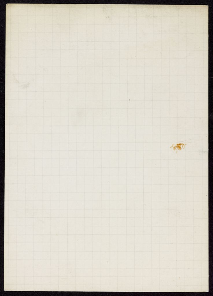 Michel Dupuy Blank card (large view)