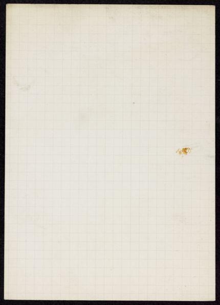 Michel Dupuy Blank card