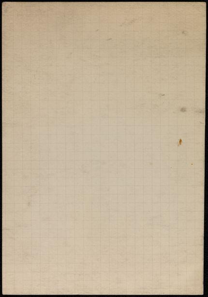 Pauline Alderman Blank card