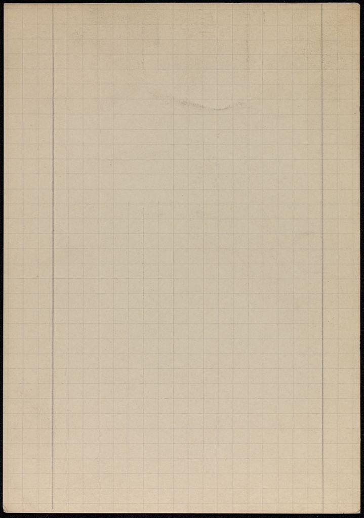 Étienne Benoist de Beaulieu Blank card (large view)