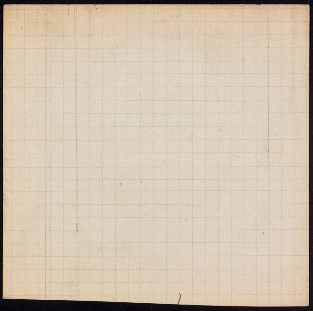 G. E. Pulsford Blank card (large view)