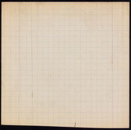 G. E. Pulsford Blank card