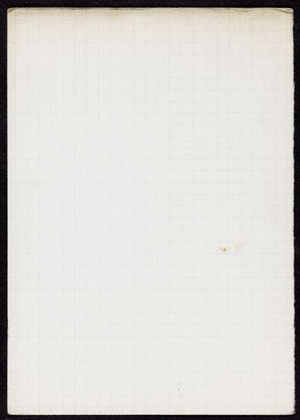 Margaret Wilson Blank card