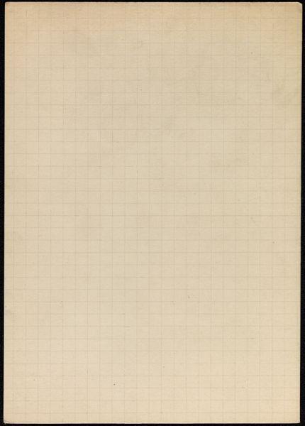 Donald Culver Blank card