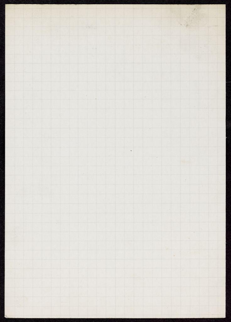 Claude Duteurtre Blank card (large view)