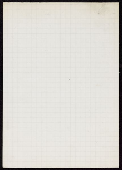 Claude Duteurtre Blank card