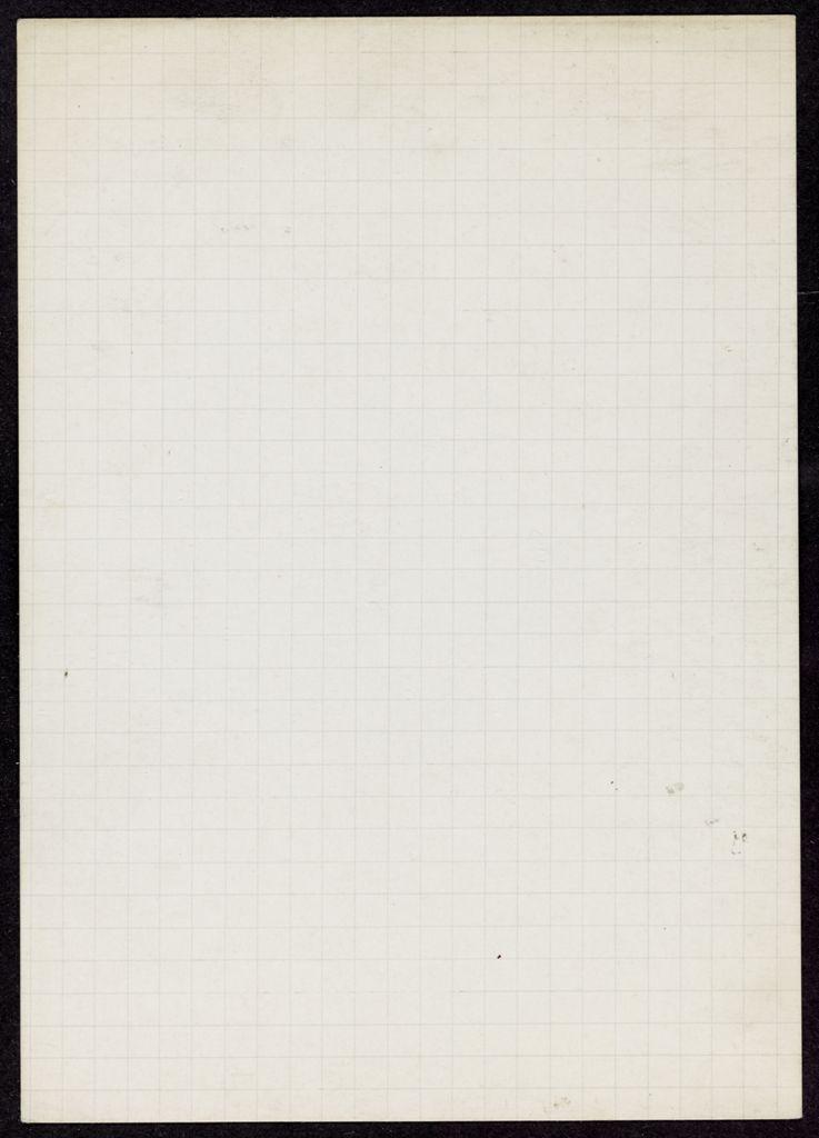 Pierre Denis Blank card (large view)