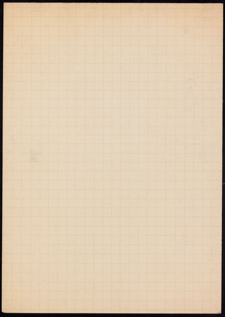 Mme Langlois Blank card (large view)