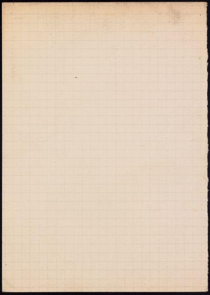Pauline Pfeiffer Blank card
