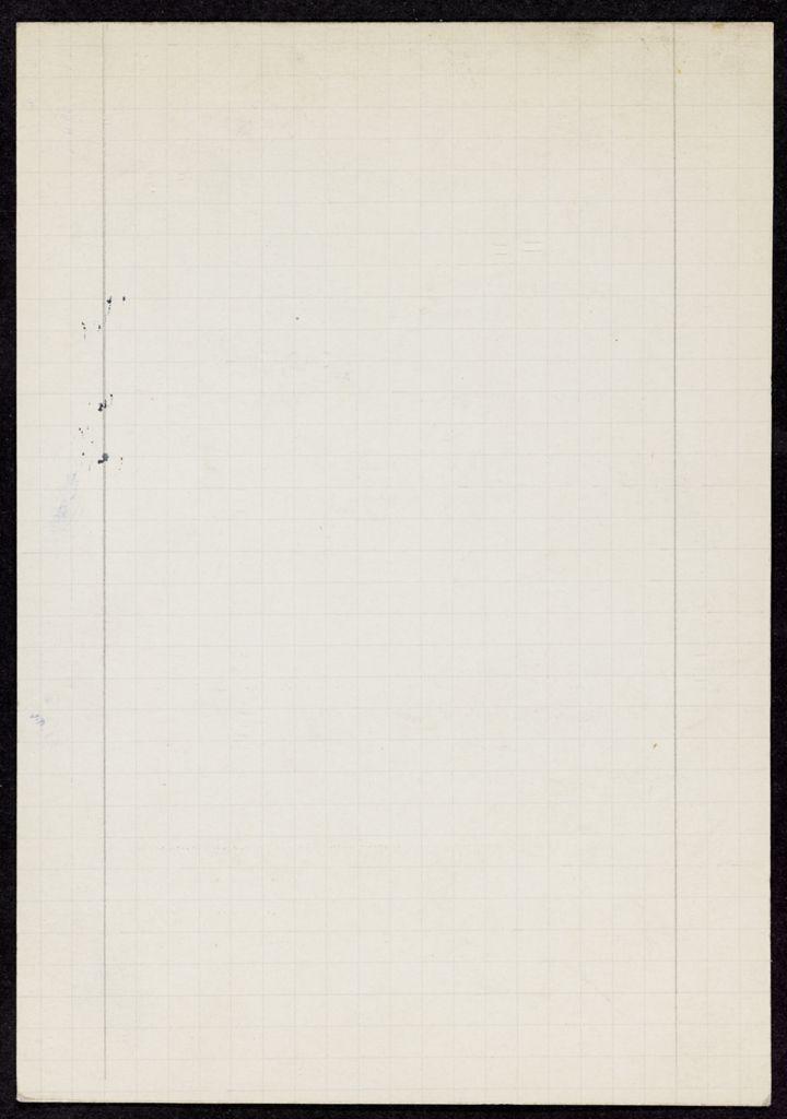 Claude Spira Blank card (large view)