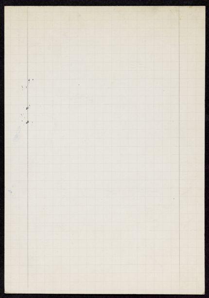 Claude Spira Blank card