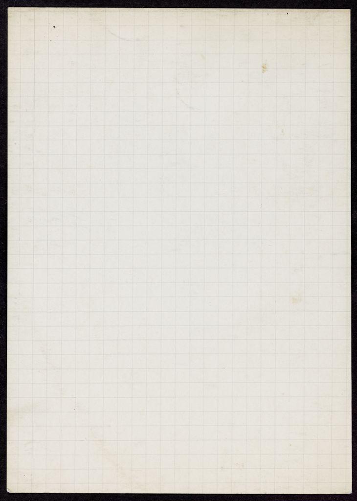 Gabriel Marcel Blank card (large view)
