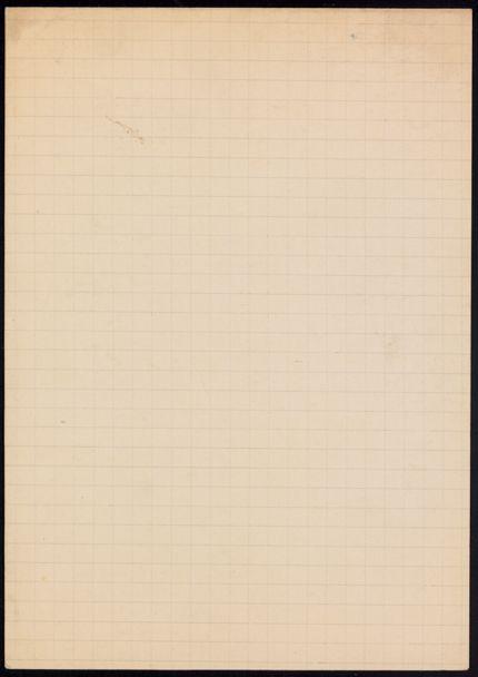 Douglas Parmée Blank card