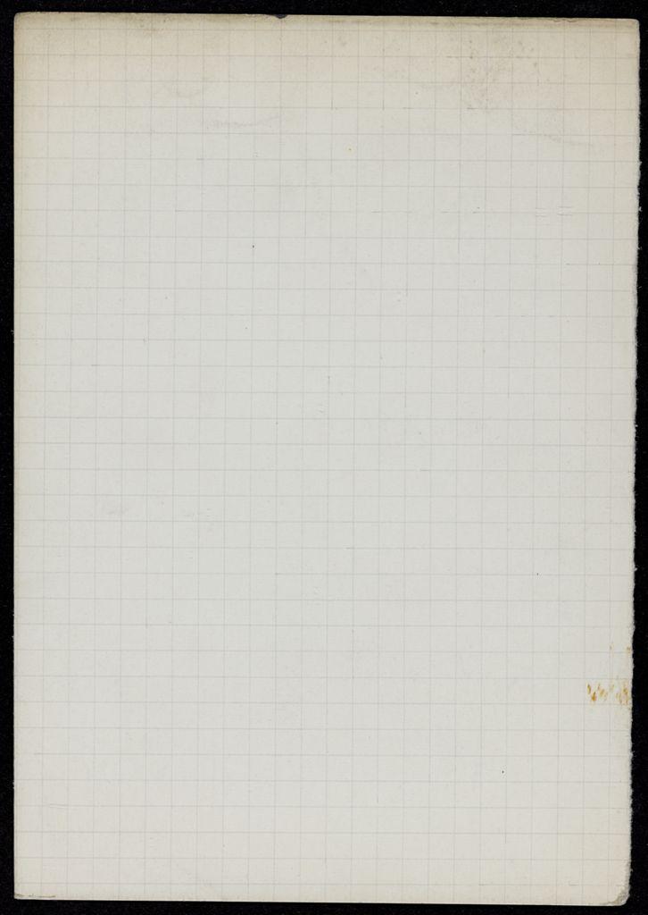 King Vidor Blank card (large view)
