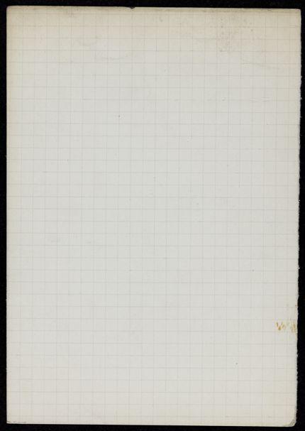 King Vidor Blank card