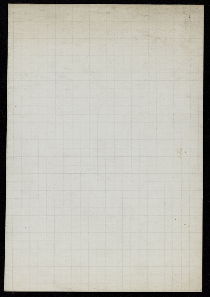 François Vernet Blank card (large view)