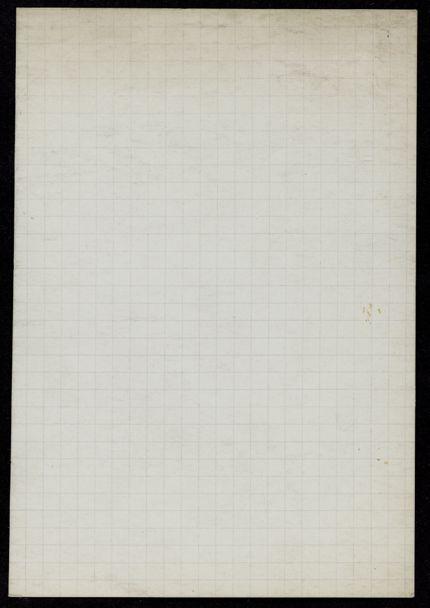 François Vernet Blank card