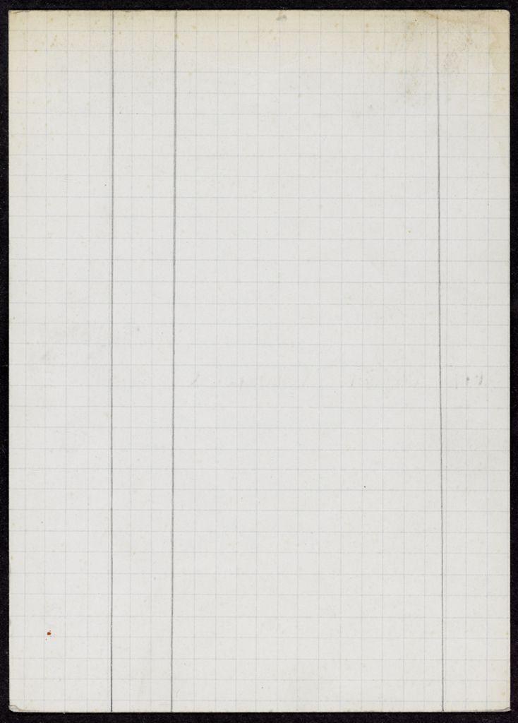 Simone Martin Blank card (large view)
