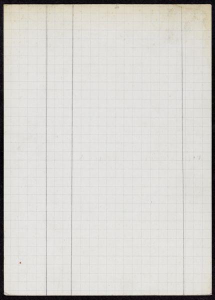 Simone Martin Blank card