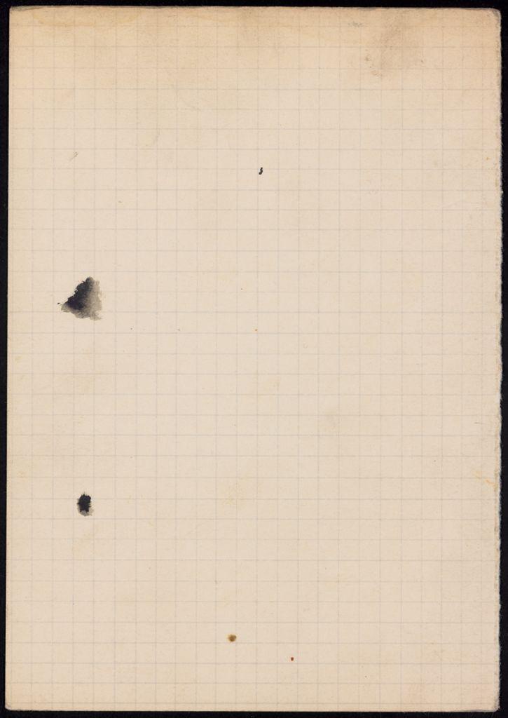 Marjorie Fischer Blank card (large view)