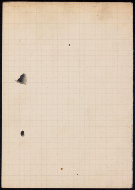 Marjorie Fischer Blank card