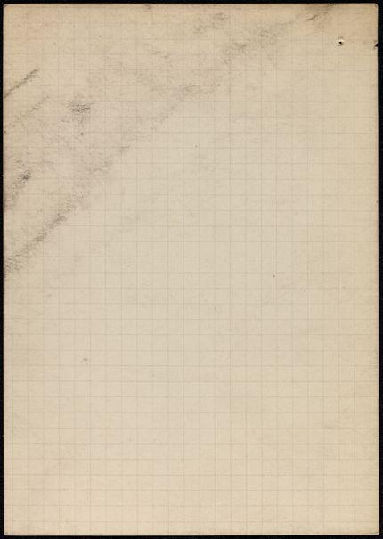 Aimé Césaire Blank card