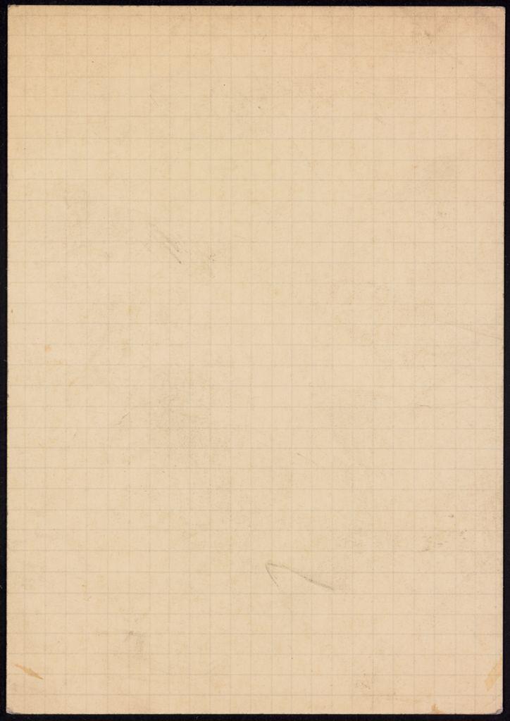 Robert Gillet Blank card (large view)