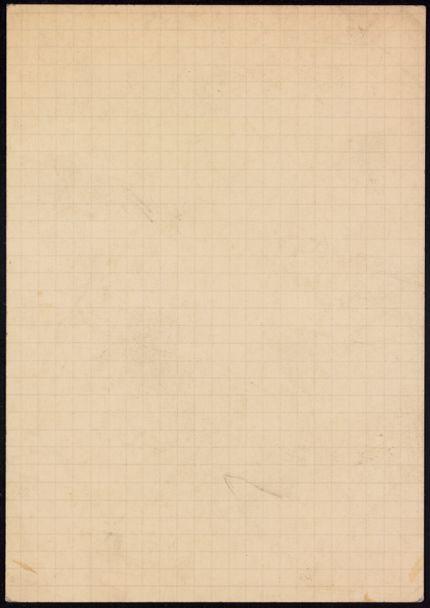 Robert Gillet Blank card