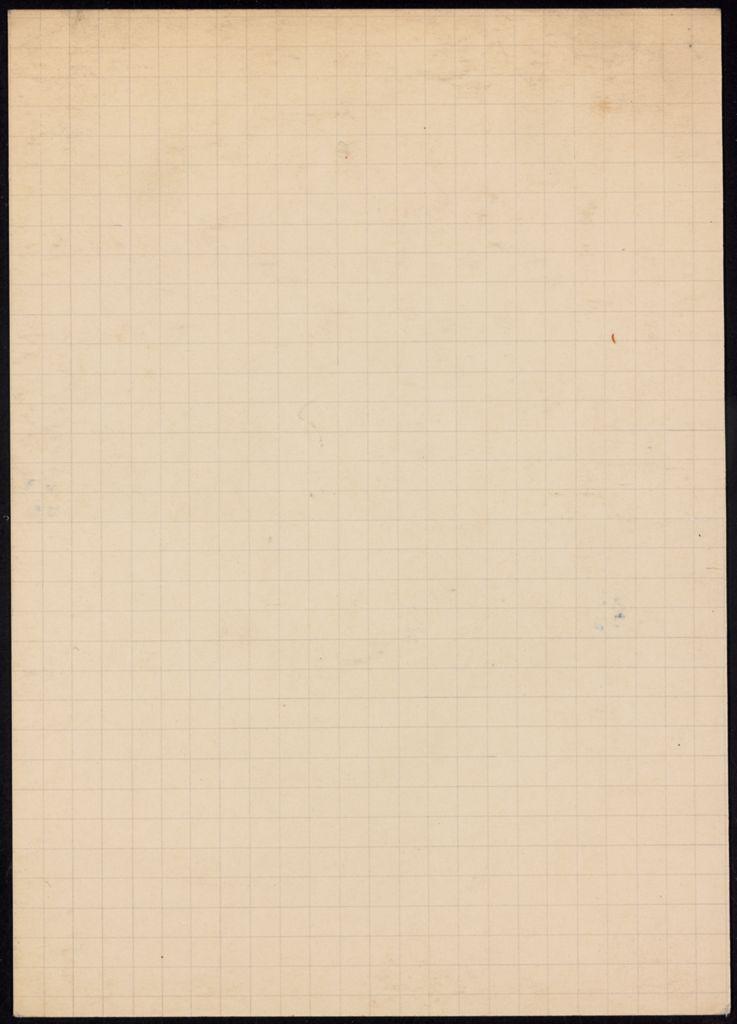P. Fitzherbert Blank card (large view)