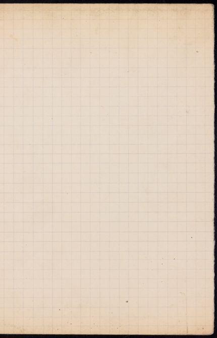 Mrs. W. H. Finger Blank card