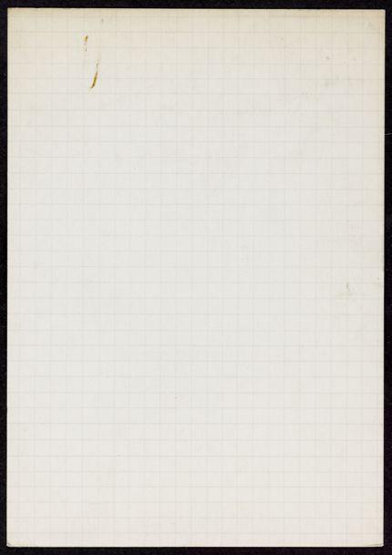 Elisabeth Denis-Graterolle Blank card
