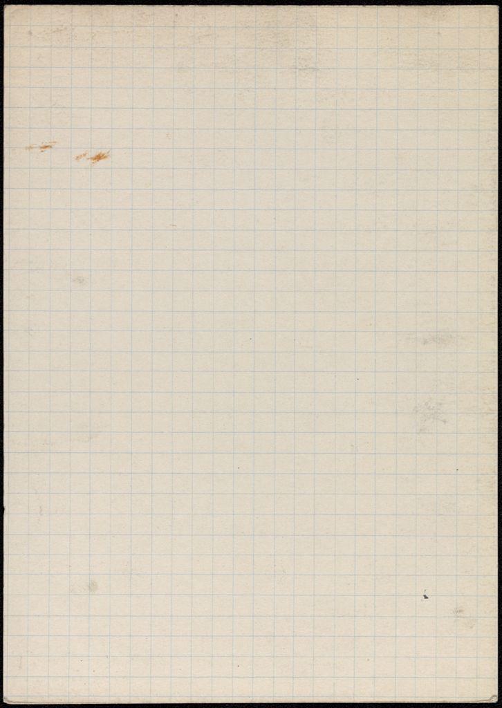 Odette Cornu Blank card (large view)