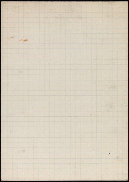 Odette Cornu Blank card