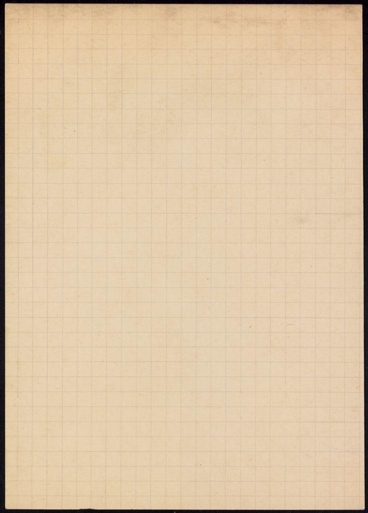 de Guiringaud Blank card (large view)