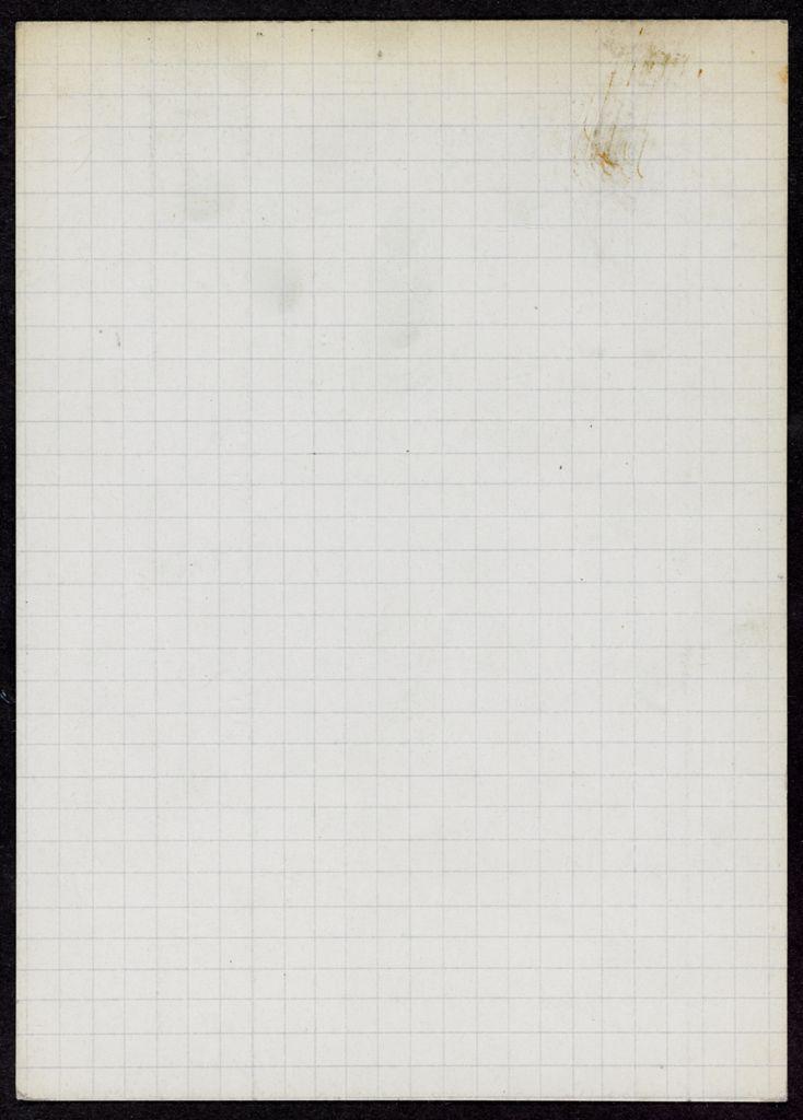 Bessie Summerell Blank card (large view)