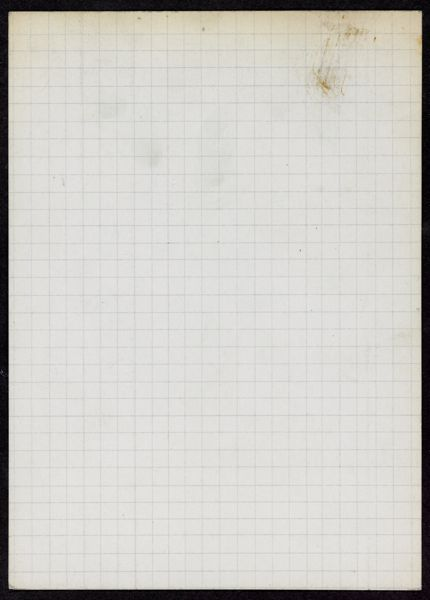 Bessie Summerell Blank card
