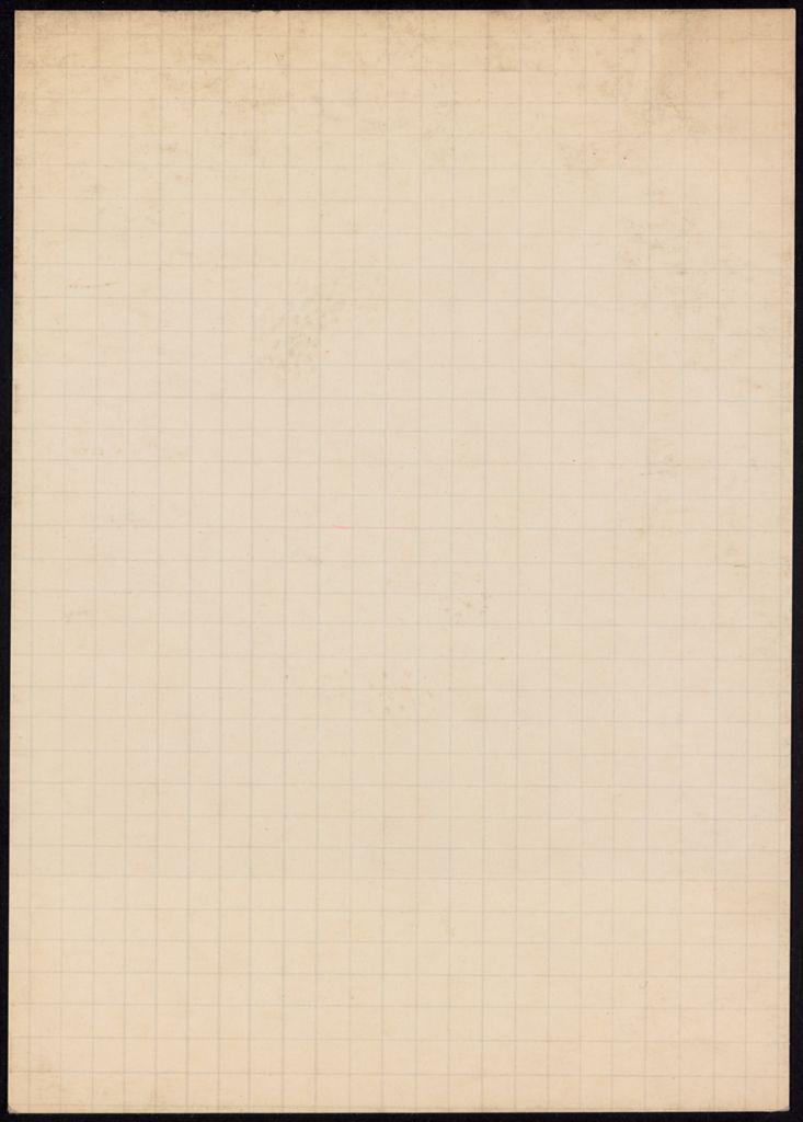 Charles-Robert Foltz Blank card (large view)
