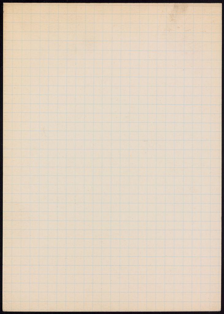 David Ponsonby Blank card (large view)
