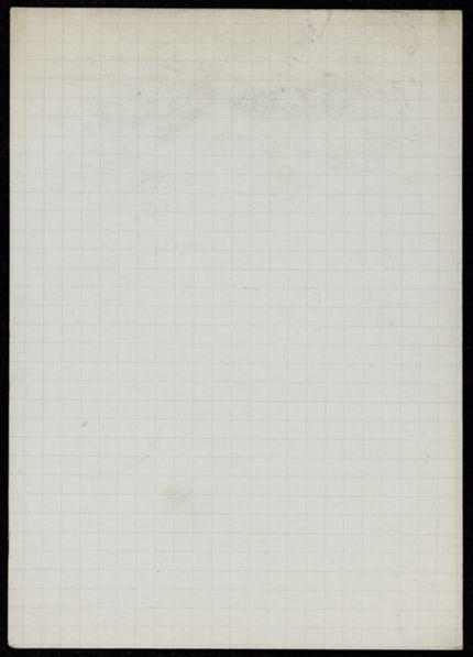 E. C. Venable Blank card