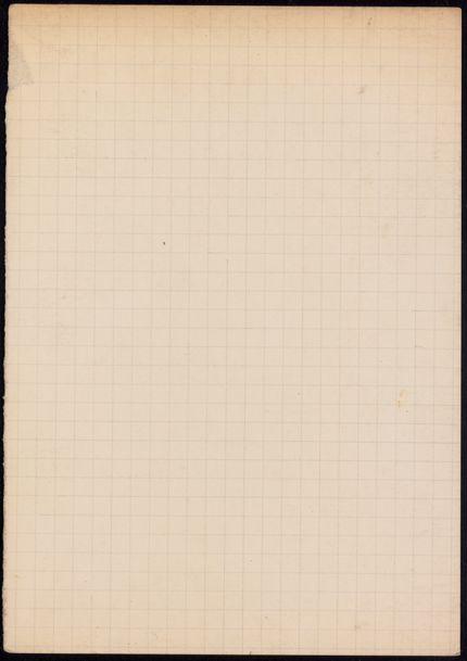 Bernard Hommel Blank card
