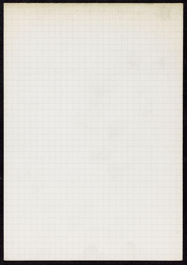 Scott Graham Williamson Blank card (large view)