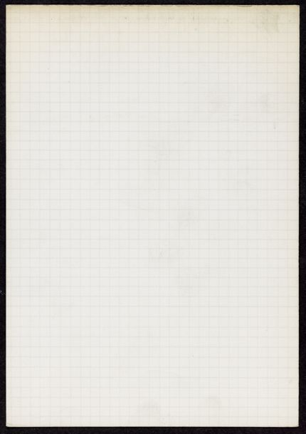 Scott Graham Williamson Blank card
